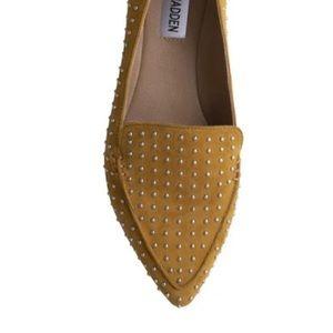 NEW Steve Madden Studded Flats Loafer